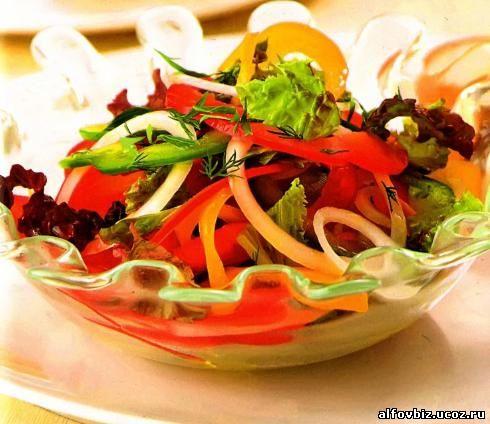 Сладкий салат из помидор и моркови на зиму